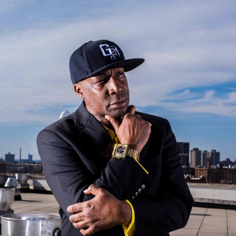 Grandmaster Flash Preview - The Marble Factory