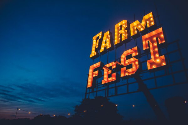 Farmfest 2016: Young Fathers, GoGo Penguin and more...