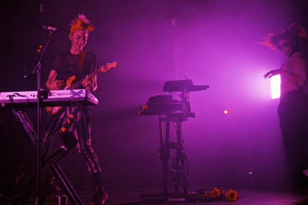 Grimes Review & Photoset - O2 Academy Bristol