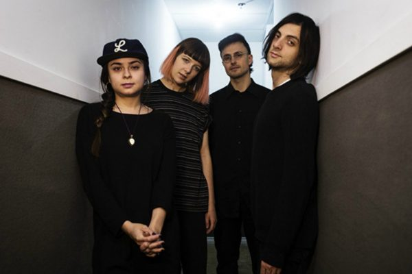 Dilly Dally Announce European Headline Tour