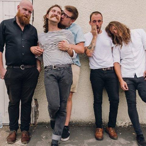 Idles to support The Maccabees on farewell tour