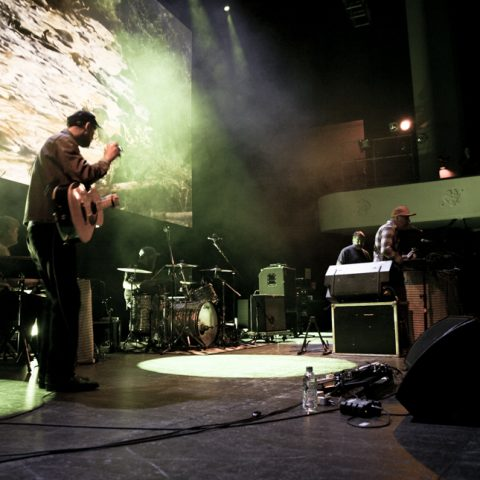 Grandaddy Photoset - Colston Hall 3