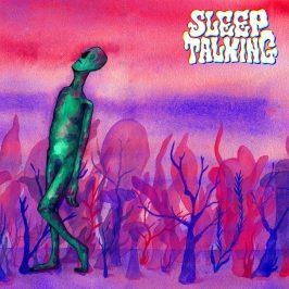 Sleeptalking - Oh Isn't It Strange EP