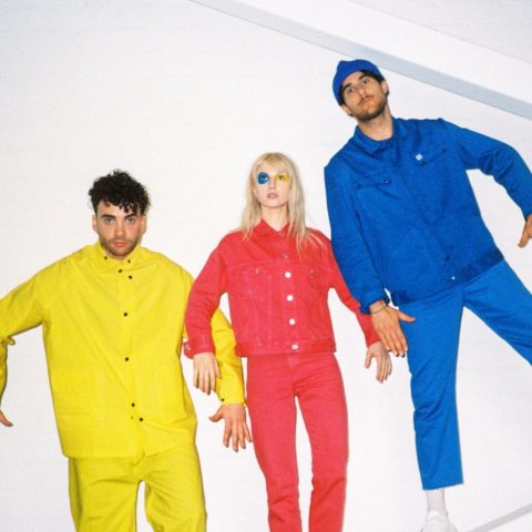 The Feed - Paramore, EMA, Body Clocks and more
