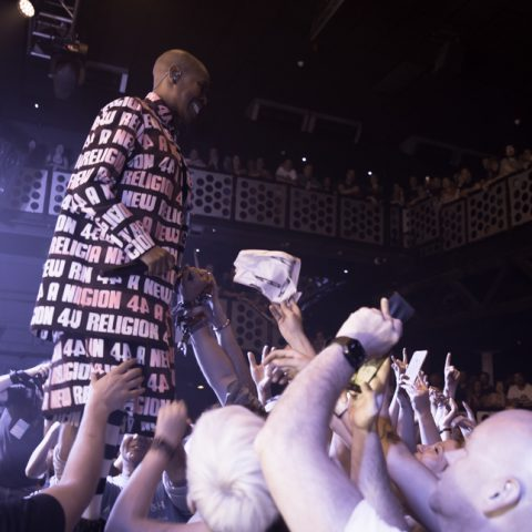 Skunk Anansie Review + Photoset - O2 Academy