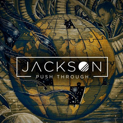Jackson - Push Through EP