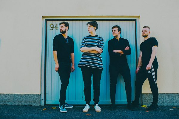 First Listen: Rozelle - Dig Your Heels In (Live)