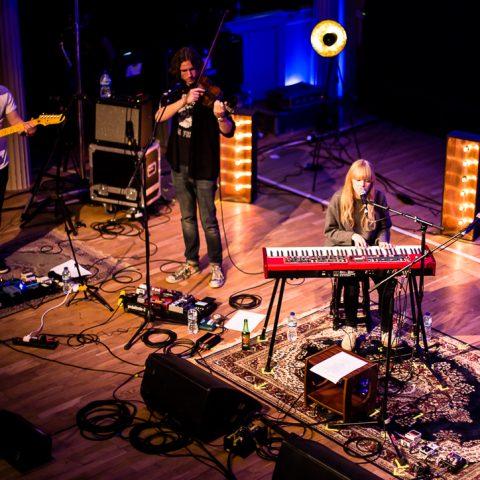 Lucy Rose Photoset - St George's Church 8