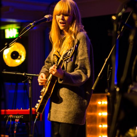 Lucy Rose Photoset - St George's Church