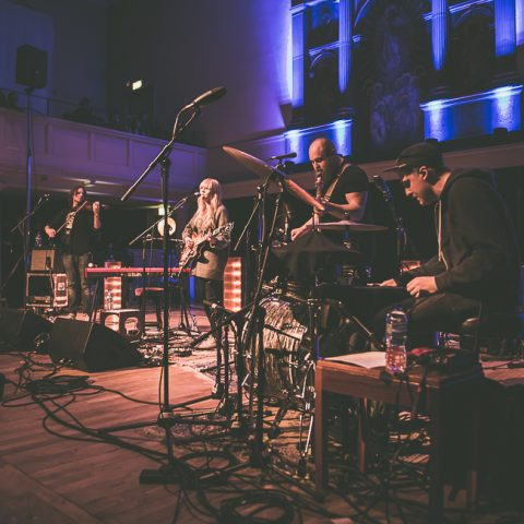 Lucy Rose Photoset - St George's Church 1