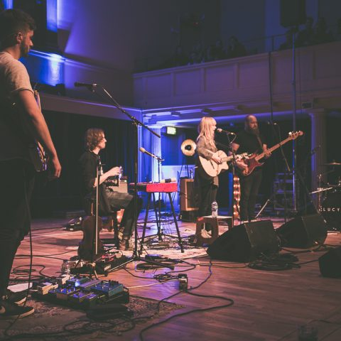 Lucy Rose Photoset - St George's Church 2