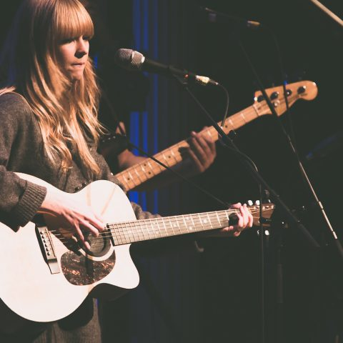 Lucy Rose Photoset - St George's Church 4