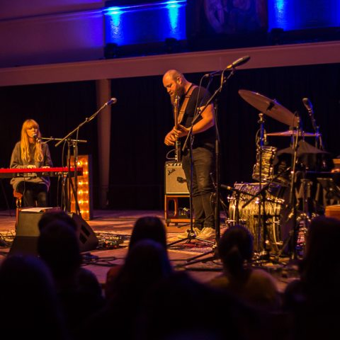 Lucy Rose Photoset - St George's Church 7