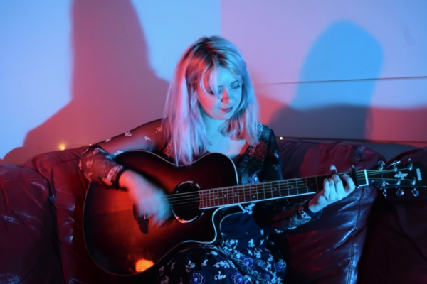 Kate Stapley shines through in new single 'Iceland'