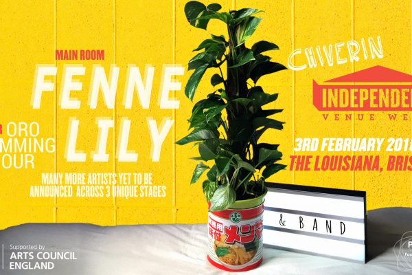 Preview: Fenne Lily to headline Chiverin's IVW showcase