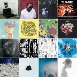 Tap The Feed's Albums of the Year 2017