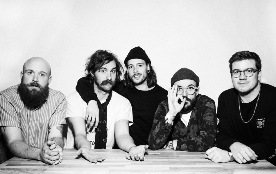 Bristol band Idles sign to Partisan Records
