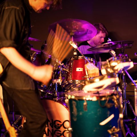 Django Django Review + Photoset - Rough Trade Bristol 2