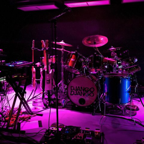Django Django Review + Photoset - Rough Trade Bristol