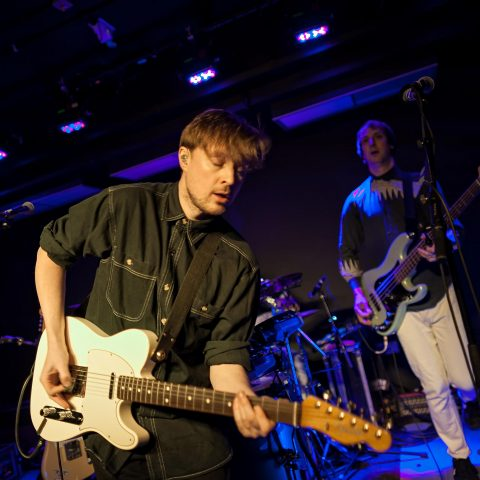 Django Django Review + Photoset - Rough Trade Bristol 4