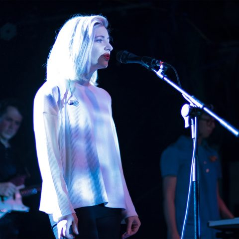 Alvvays Live Review + Photoset - Trinity Centre 9