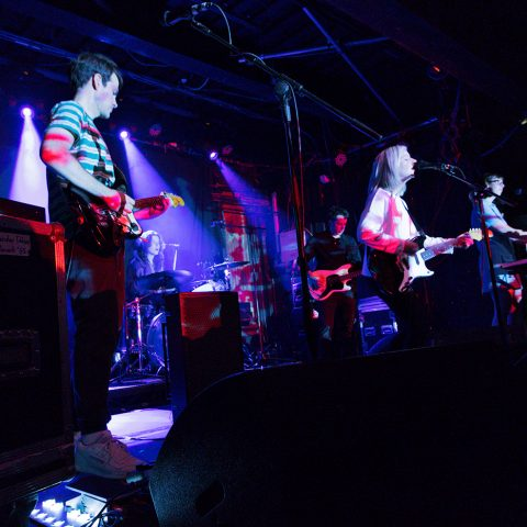 Alvvays Live Review + Photoset - Trinity Centre 10