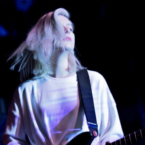 Alvvays Live Review + Photoset - Trinity Centre 1