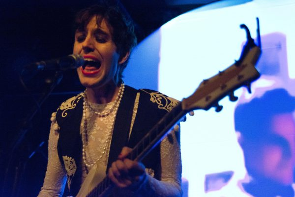 Ezra Furman Photoset - The Lexington 4