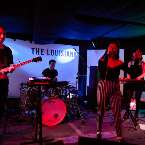IVW: Fenne Lily Review + Photoset - The Louisiana 7