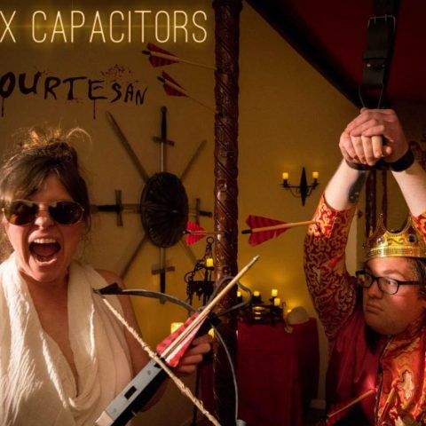 The Flux Capacitors - Courtesan