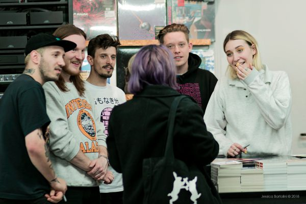 Fickle Friends Photoset - Rough Trade Bristol 8