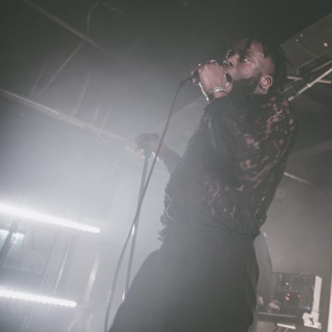 Young Fathers Review + Photoset - Trinity Centre 10