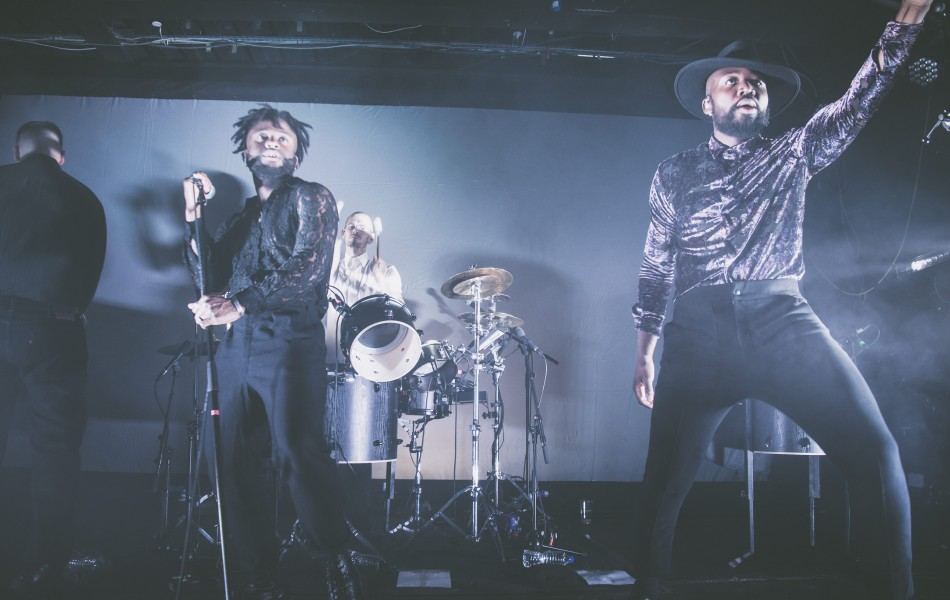 Young Fathers Review + Photoset - Trinity Centre 2