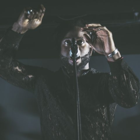 Young Fathers Review + Photoset - Trinity Centre 4