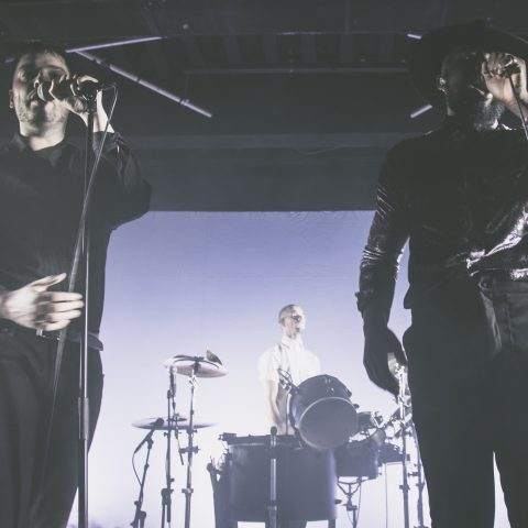 Young Fathers Review + Photoset - Trinity Centre 5