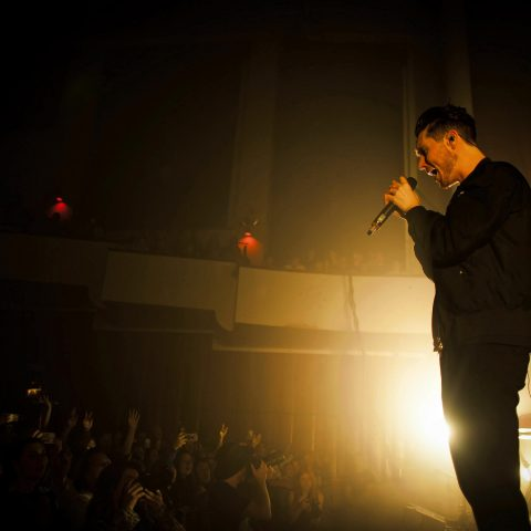 Bastille Photoset - Colston Hall 1