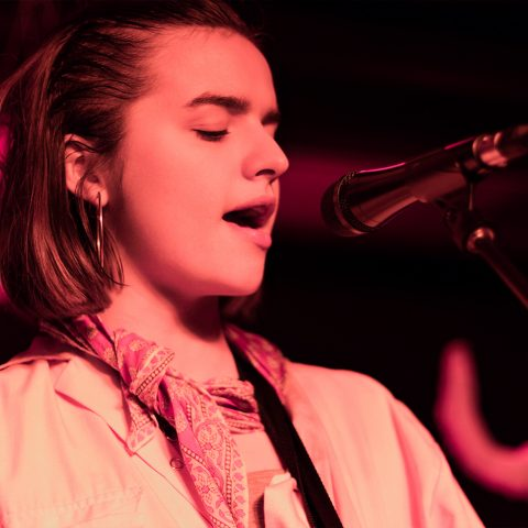 Goat Girl Photoset - Rough Trade Bristol 1