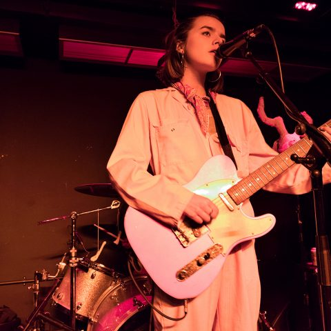 Goat Girl Photoset - Rough Trade Bristol 2
