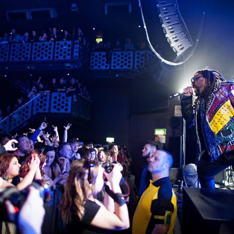 Skindred Review + Photoset - O2 Academy Bristol 2