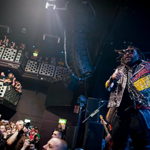 Skindred Review + Photoset - O2 Academy Bristol 5