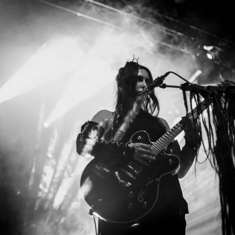 Ministry + Chelsea Wolfe Photoset - SWX 10