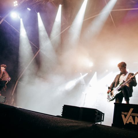 Skyline Series: The Vamps & James Arthur - Photoset 20