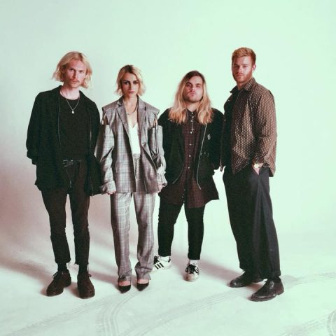 Swimming Girls share new video for 'Asking For It'