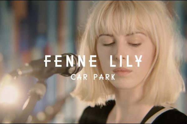 Fenne Lily shares video from Green Man Session