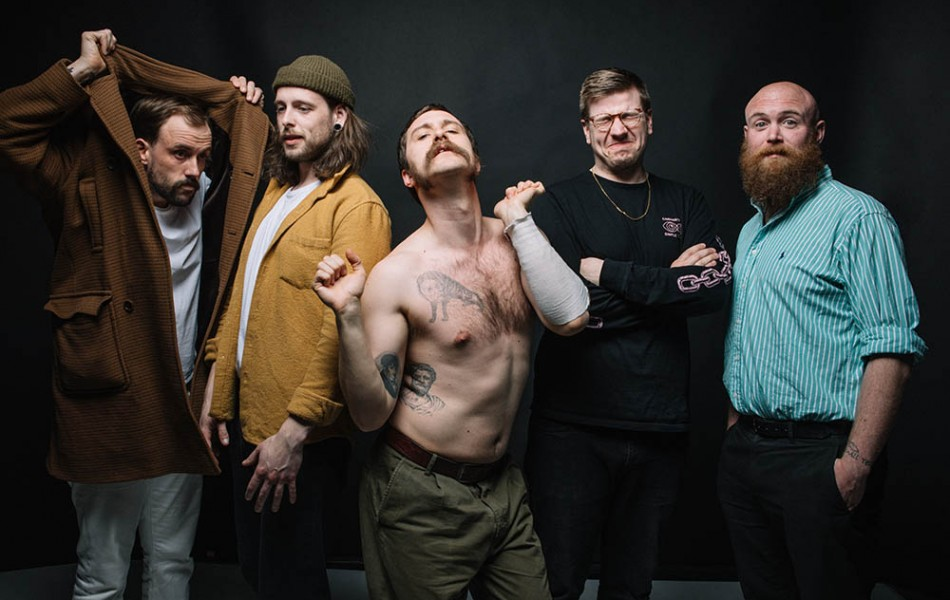 Watch IDLES perform on Later Live with Jools Holland