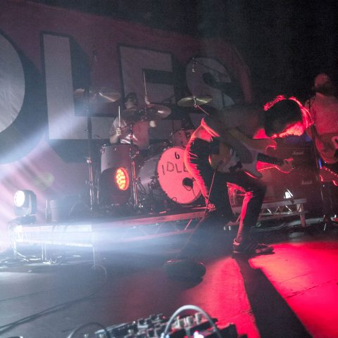 IDLES Review + Photoset - SWX 11