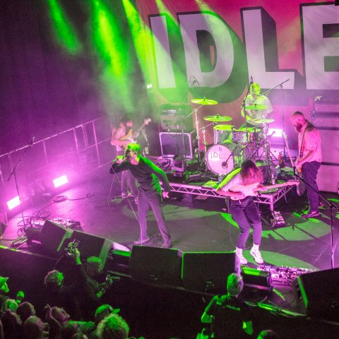 IDLES Review + Photoset - SWX 16