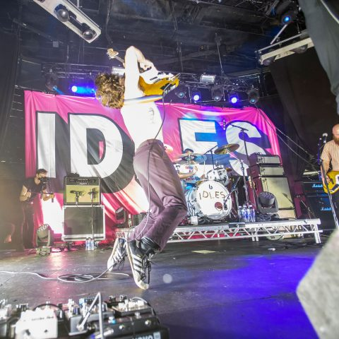 IDLES Review + Photoset - SWX 8