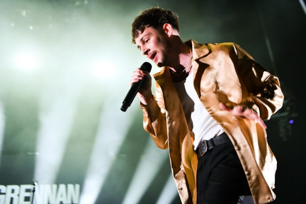 Tom Grennan Review + Photoset - O2 Academy Brixton 8