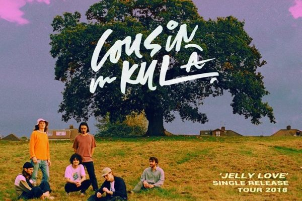 Cousin Kula announce new single 'Jelly Love'